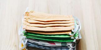 Prawidłowa dezynfekcja maseczek bawełnianych